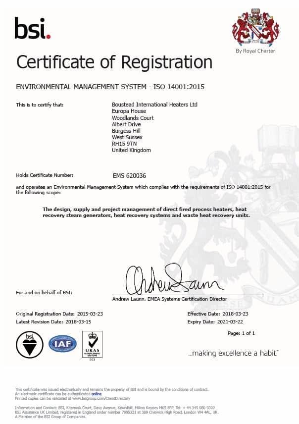 BIHL Certificates